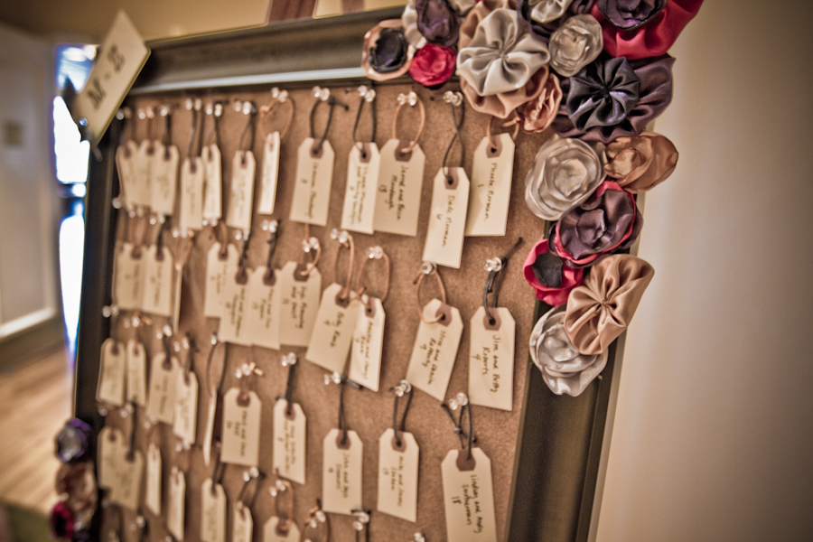 Brand-new DIY: Seating Chart Part 3 of 3 XW58