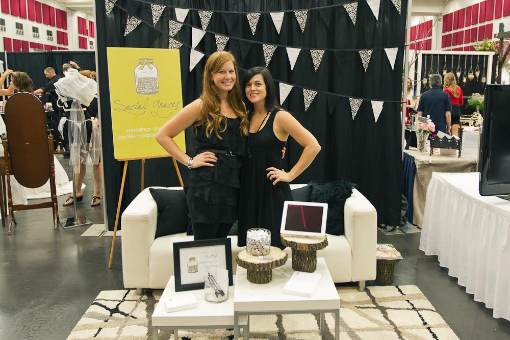 Wedding Planner Bridal Show Booth Ideas : Metropolitan bride expo