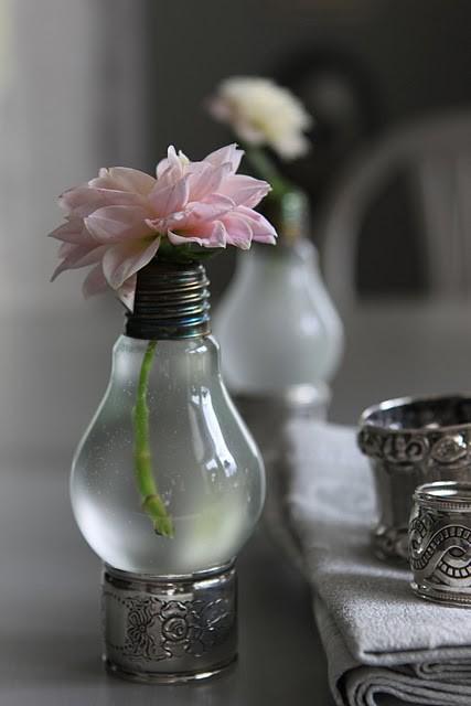 Trend Lightbulb Vases