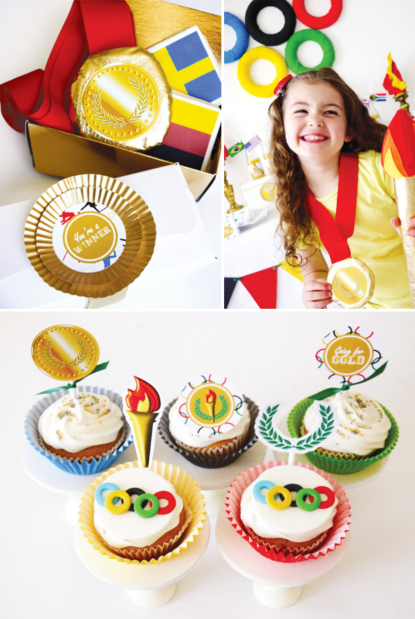 olympic-rings-fondant-cupcake-toppers
