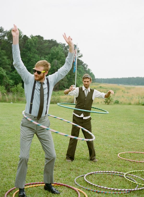 Wedding Reception Games